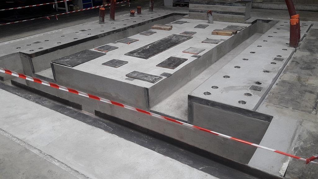 Création d'une fosse à Cerizay