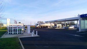 EGDC Services réalise une station service